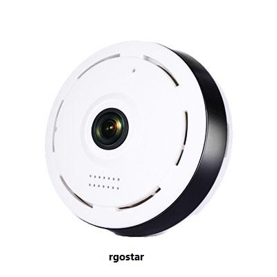دوربین مداربسته 360درجه یا چشم ماهی
