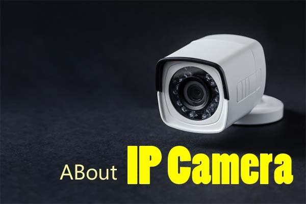 اجزای اصلی دوربین های مداربسته تحت شبکه