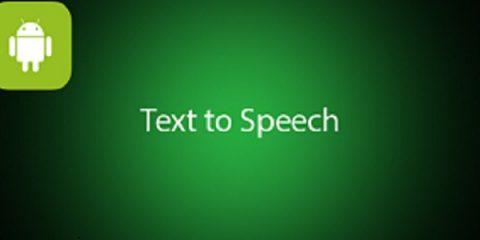 تبدیل متن به گفتار در اندروید